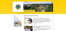 Webdesign Lions Club Sebnitz